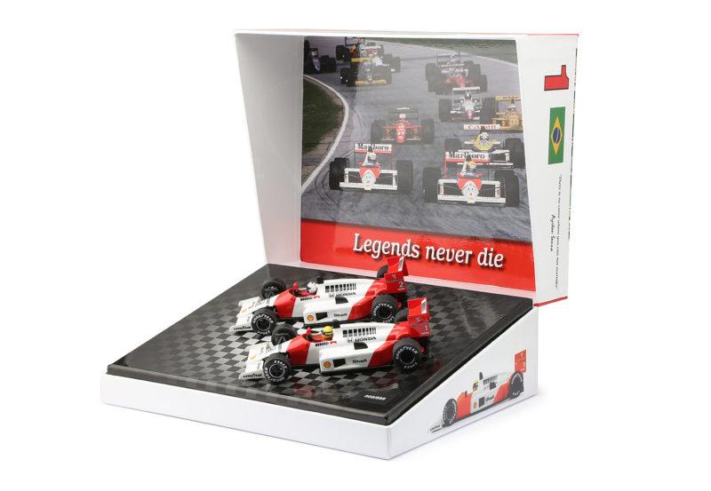 Formule NSR 8689 Spécial box set Legends #1 et #2 (Réf  NSR-SET11)