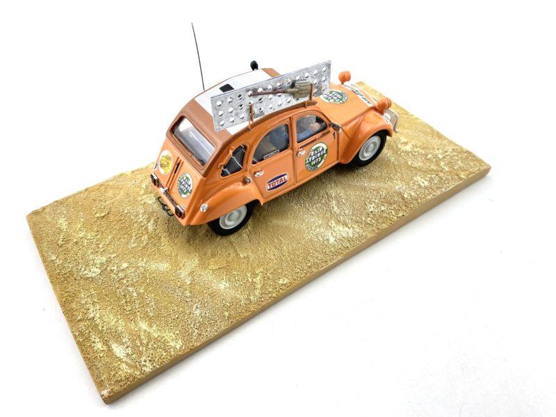 Hobbyclassic La Citroën 2 CV #1 Raid Afrique 1973