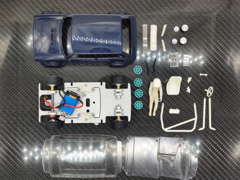 TTS: Deux kits de l'Autobianchi A112 Abarth en janvier
