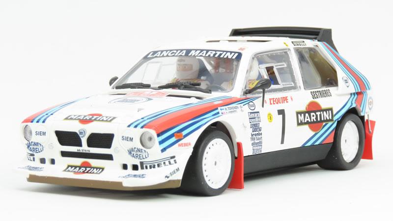 Lancia Delta S4 – Monte-Carlo 1986 #7 Martini Racing – SRC