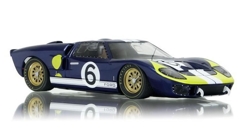 Ford MKII #6 24h le Mans 1966 - Slot-It
