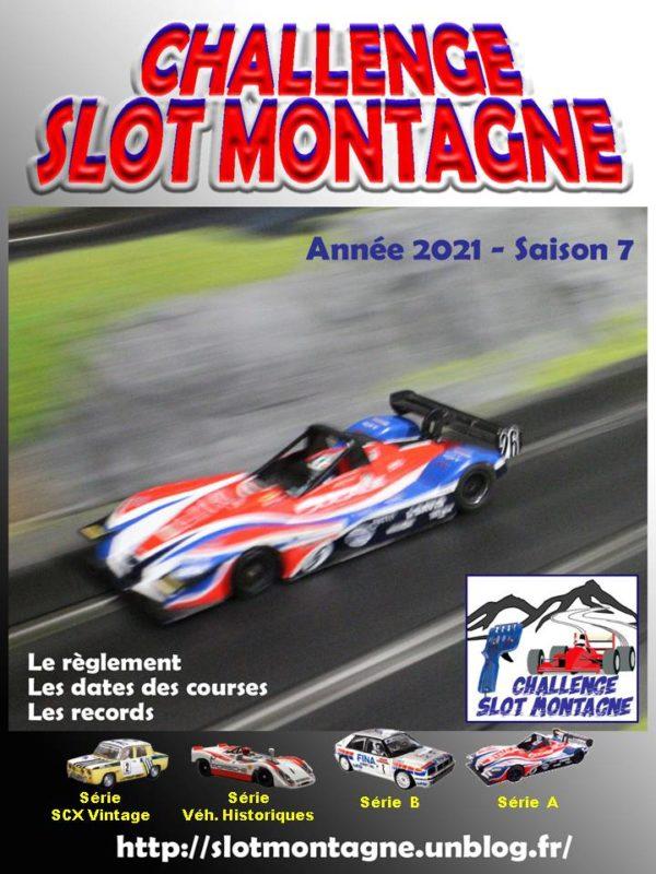Le Challenge Slot Montagne saison 2021 est annoncé