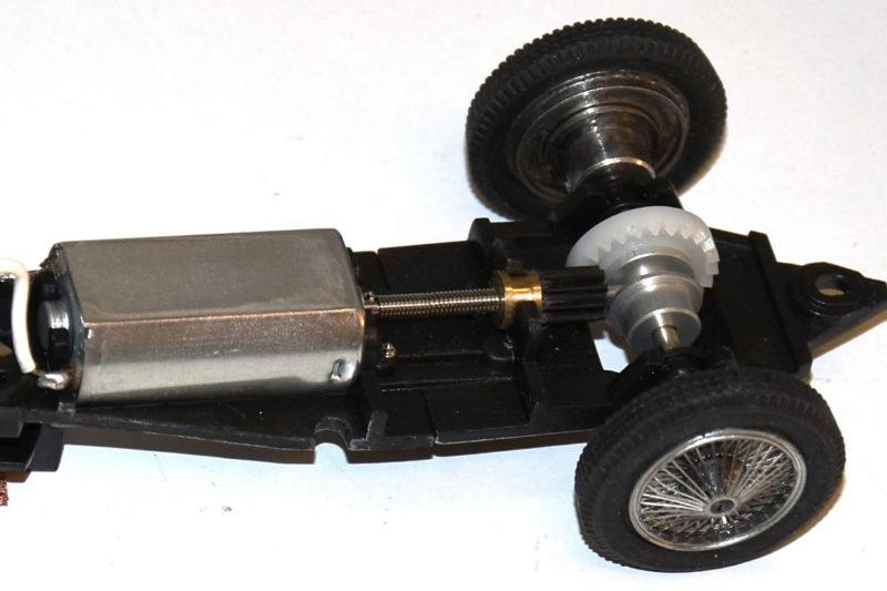 Le Mans miniatures les photos des Bugatti Type 59 à l'échelle 1-32