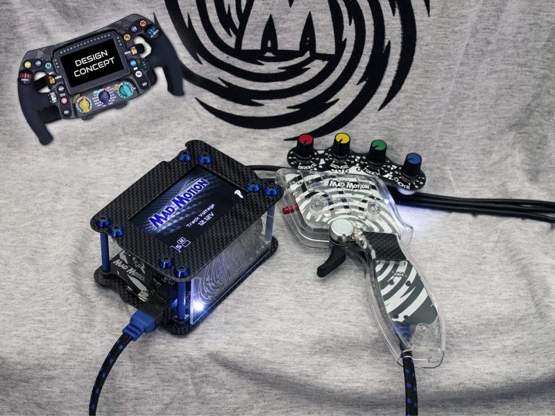 MadMotion le contrôleur de slot car version 3.0