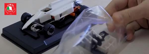 NSR Un tutorial vidéo pour monter le kit de la F1 86-89