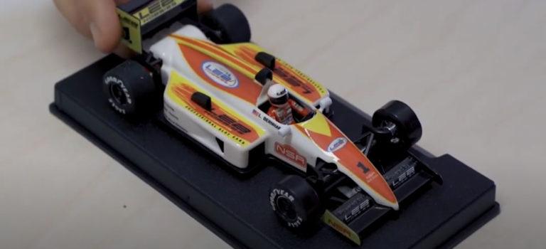 NSR: Un tutorial vidéo pour monter le kit de la F1 86/89