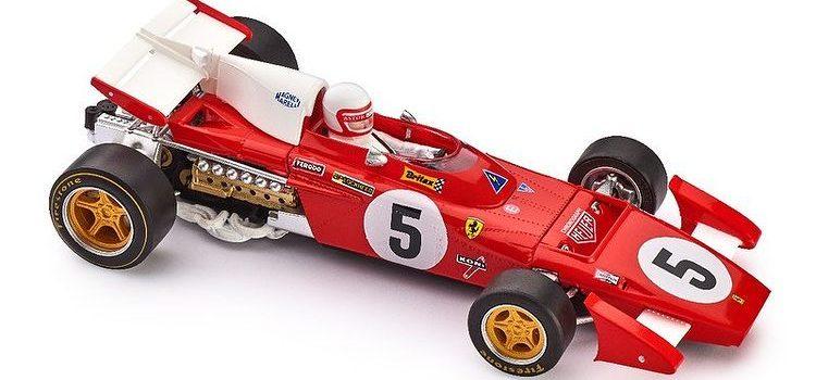 Policar: La Ferrari 312B2 n.5 Silverstone 1971 – CAR05b