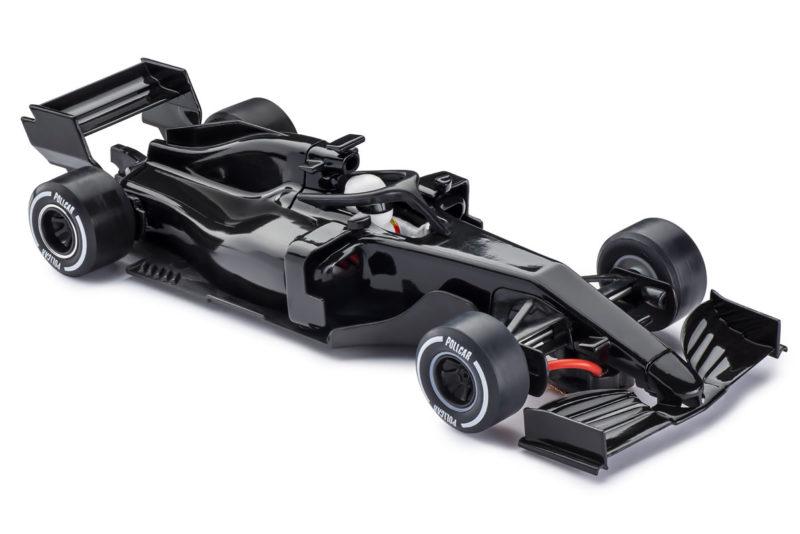 Policar: les photos des F1 Monoposto avant l'arrivée des slot cars