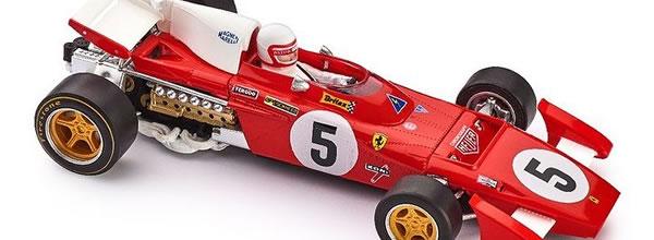 Policar: La Ferrari 312B2 n.5 Silverstone 1971 - CAR05b