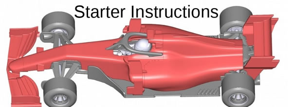 Policar un guide pour le montage des F1 Monoposto