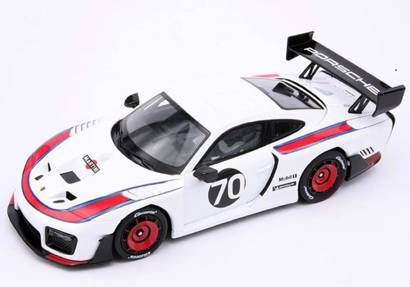 Porsche 935 GT2 Nr. 70 Carrera Digital 30922
