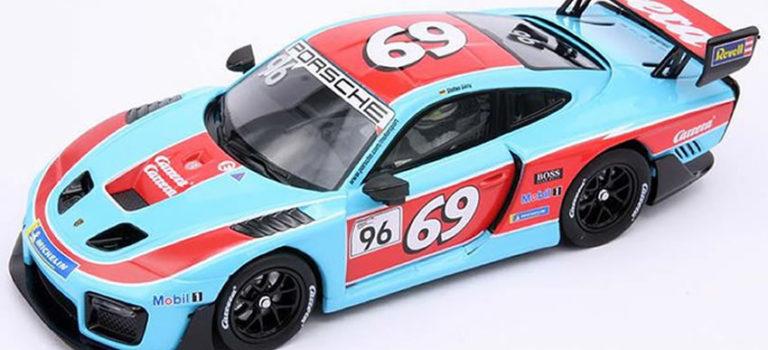 Carrera: les deux Porsche 935 GT2 sont arrivées