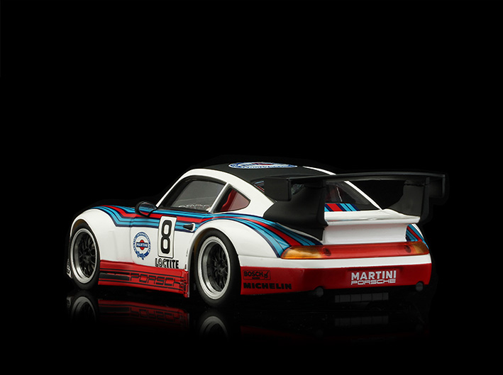 RS0079 Porsche GT2 - Martini White