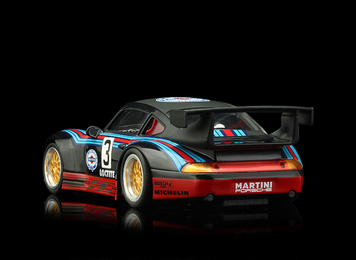 RS0083 Porsche GT2 - Martini Black
