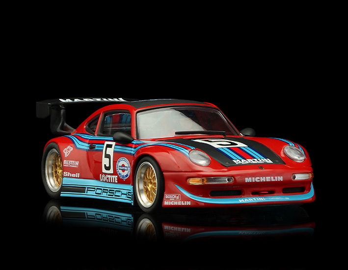 RS0085 Porsche GT2 - Martini Red