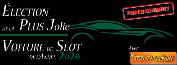 SCP La plus jolie voiture de slot racing de l'année 2020