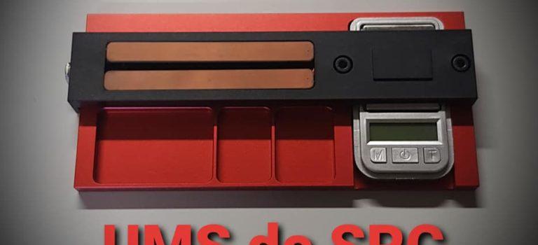SRC: L'UMS un appareil pour mesurer les moteurs des slot cars