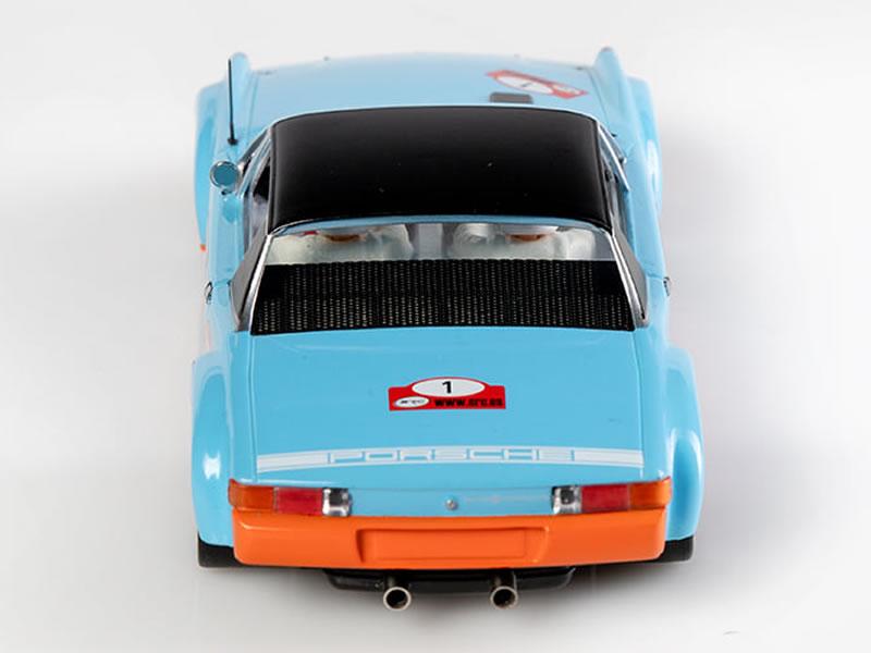 SRC: Une nouvelle Porsche 914/6 dans la collection Gulf Collection