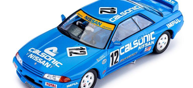 Slot.it: La Nissan Skyline Calsonic JTC 1993
