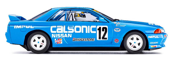 Slot.it - Nissan Skyline Calsonic JTC 1993 CA47b