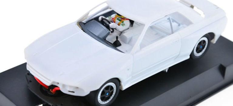 Slot.it: le Kit blanc à monter de la Nissan Skyline GT-R