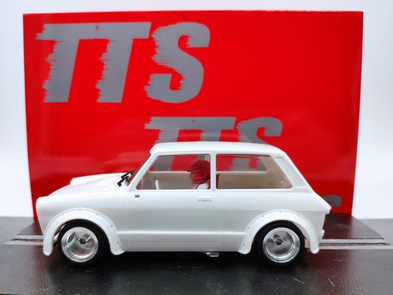 TTS Deux kits de l'Autobianchi A112 Abarth en janvier