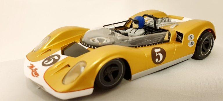 Thunder Slot – La McLaren Elva Mk1 #5 Can-Am 1965