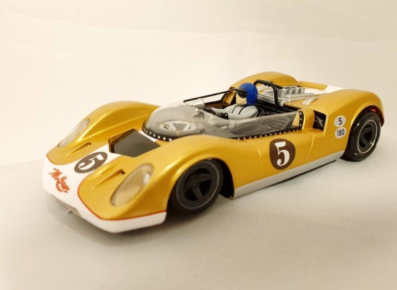 Thunder Slot - McLaren Elva Mk1 #5 Can-Am 1965