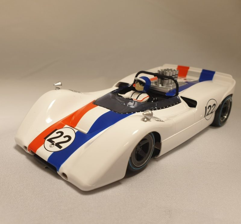 McLaren M6B #22 Can-Am 1968 -Sports Racing Spider – Ref – CA00305