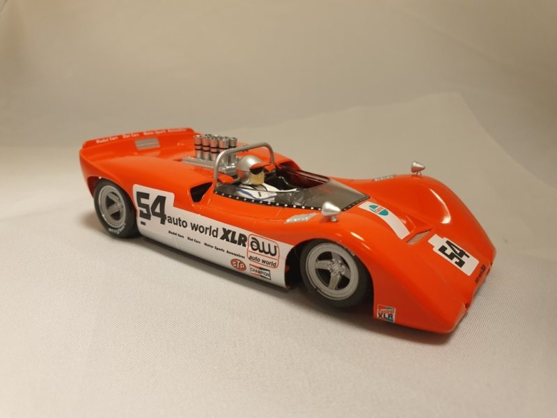 Thunder Slot McLaren M6B #54 Can-Am 1969 – Mosport 1969 – Ref – CA00304-1