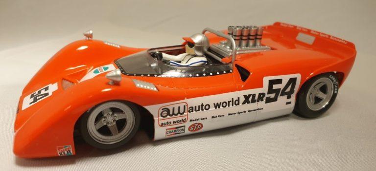 Thunder Slot: McLaren M6B #54 Can-Am 1969