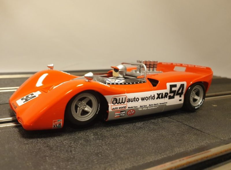 Thunder Slot McLaren M6B #54 Can-Am 1969 – Mosport 1969 – Ref – CA00304