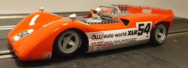 Thunder Slot McLaren M6B #54 Can-Am 1969