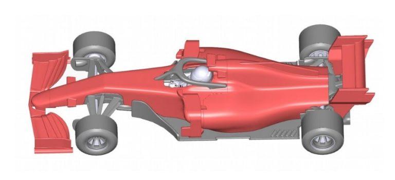 Policar: un guide pour le montage des F1 Monoposto