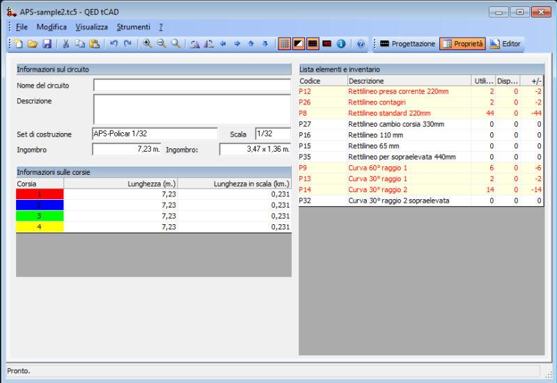 tCAD 5.5: un programme pour dessiner son circuit de slot racing