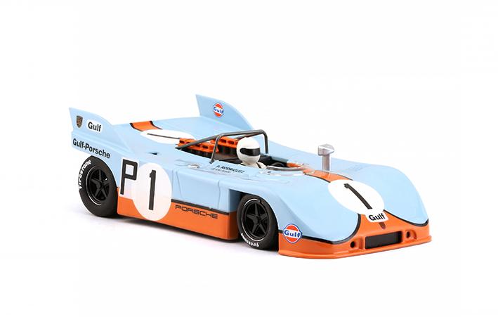 0205SW Porsche 908/3 Gulf Edition Nürburgring 1971 #1