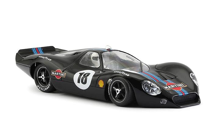 0218SW P68 Allan Mann Martini Racing Black # 18