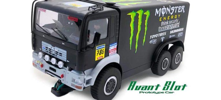 """Avant Slot: Deux Man """"Rallye Raid"""" en approchent"""