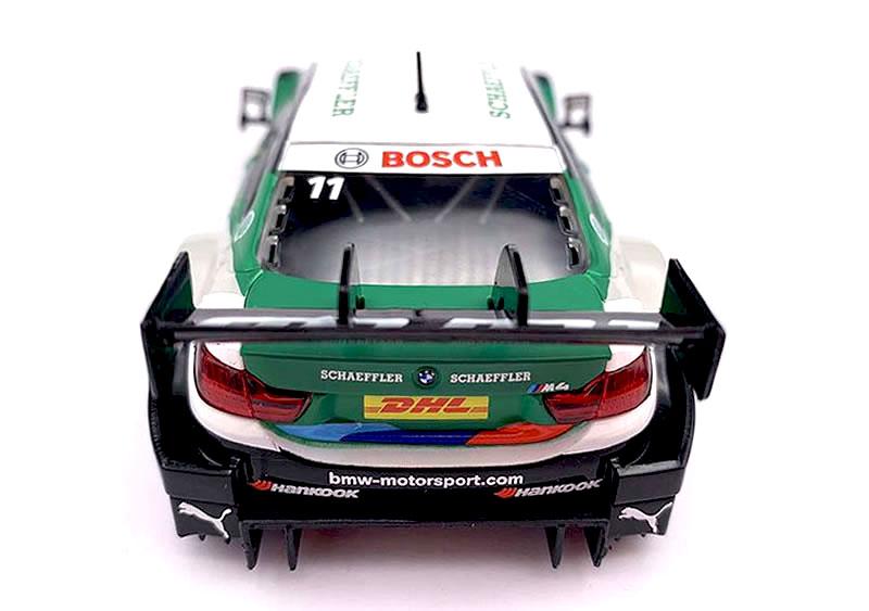 BMW M4 du Team Reinhold Motorsport