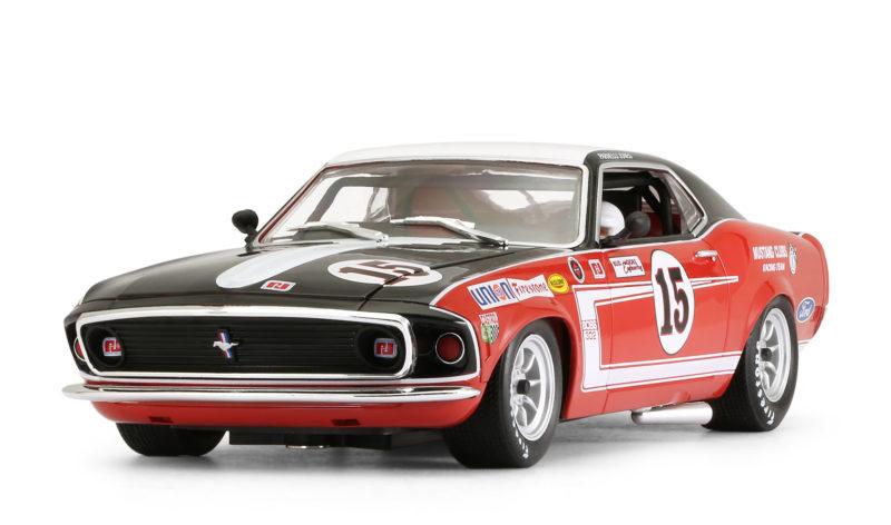 BRM11 7  La Mustang BOSS 302 #15 1969 - Parnelli Jones