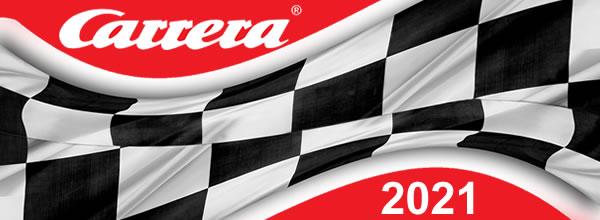 Carrera: la marque présentera ses nouveautés 2021 le 31 Janvier