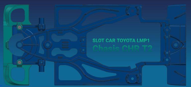 """SRC: le châssis de la Toyota TS50 et le """"Bolt System"""""""
