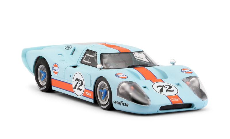 FD Mk IV - #72 Gulf Limited Edition (ref 0172SW)