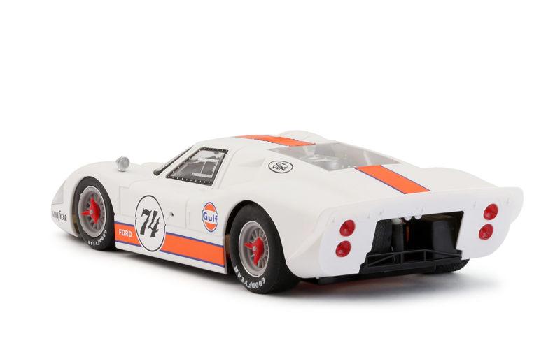 FD Mk IV - #74 Gulf Limited Edition (ref 0174SW)