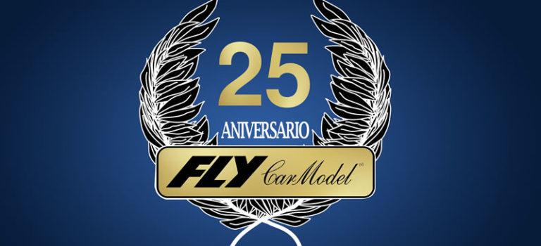 Fly Car Model: 25 ans et des nouvelles slot cars en 2021