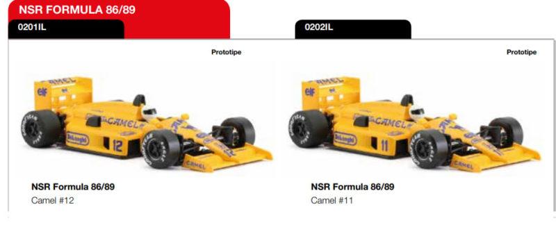 Formula 8689 Camel