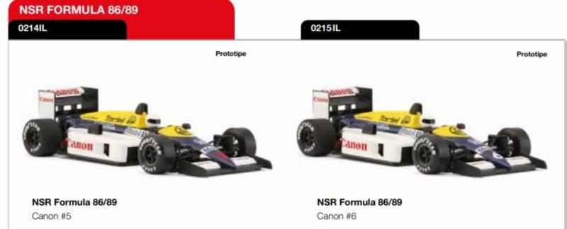 Formula 8689 Canon