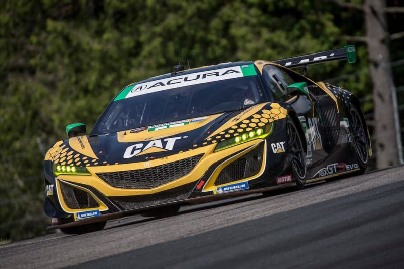 Honda nsx Meyer Shank Racing daytona 2019