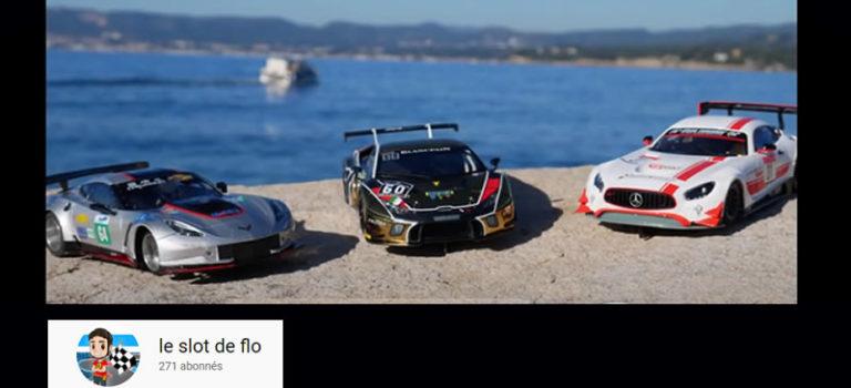Le Slot de Flo: Duel de GT3 – NSR, Sideways et Scaleauto