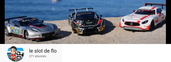 Le Slot de Flo Duel de GT3 – NSR, Sideways et Scaleauto